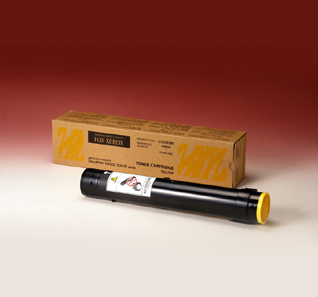 제록스 DocuPrint C2428 Toner Yellow (12k,대용량)